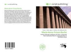 Portada del libro de Marie-Anne Frison-Roche