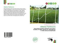 Capa do livro de Adama Tamboura