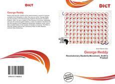 Couverture de George Reddy