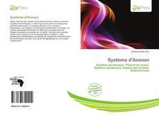 Buchcover von Système d'Anosov