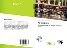 Bookcover of Air Vietnam