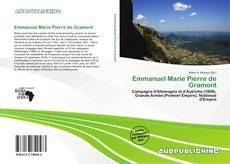 Bookcover of Emmanuel Marie Pierre de Gramont
