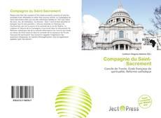 Compagnie du Saint-Sacrement的封面