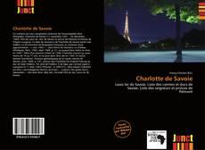 Couverture de Charlotte de Savoie