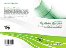 Constitution of Armenia的封面