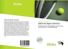 Capa do livro de 2003 US Open (Tennis)