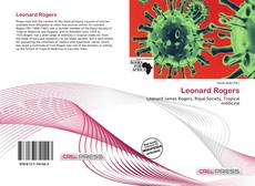 Bookcover of Leonard Rogers