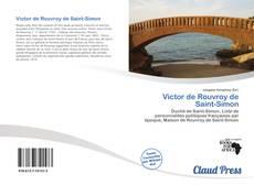 Обложка Victor de Rouvroy de Saint-Simon