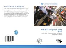 Couverture de Japanese People in Hong Kong