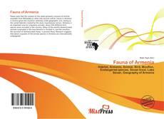 Bookcover of Fauna of Armenia