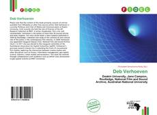 Bookcover of Deb Verhoeven