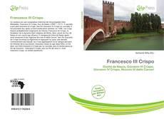Bookcover of Francesco III Crispo