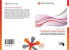 Portada del libro de Transport Layer Security