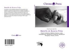 Bataille de Kosovo Polje kitap kapağı
