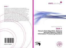 Bookcover of SHA-1