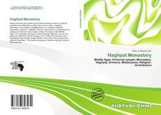 Haghpat Monastery kitap kapağı