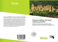 Capa do livro de Victoria Mélita de Saxe-Cobourg-Gotha