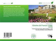 Bookcover of Charles de France (1446-1472)