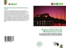 Обложка Eugène-Alexandre de Montmorency-Laval