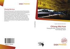 Copertina di Chiang Wei-kuo