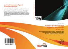 Bookcover of Justice Commandos Against Armenian Genocide
