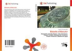 Bataille d'Aboukir的封面