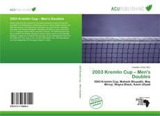 Capa do livro de 2003 Kremlin Cup – Men's Doubles