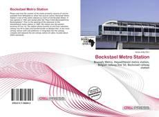 Bookcover of Bockstael Metro Station