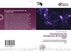 Championnat du Kazakhstan de Football 2001 kitap kapağı