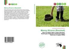 Copertina di Manny Alvarez (Baseball)