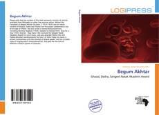 Begum Akhtar的封面