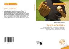 Leslie Anderson的封面