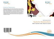 Bookcover of Hydrelia flammeolaria