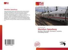 Bookcover of Meridian Speedway