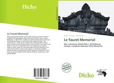 Buchcover von Le Touret Memorial
