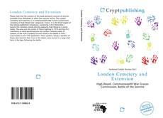 Borítókép a  London Cemetery and Extension - hoz