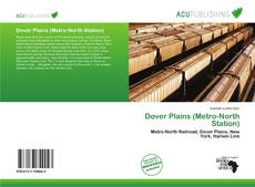 Bookcover of Dover Plains (Metro-North Station)