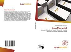 Buchcover von Loos Memorial