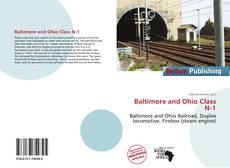 Portada del libro de Baltimore and Ohio Class N-1