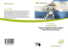 Bookcover of Lucian Filip