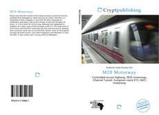 Bookcover of M20 Motorway
