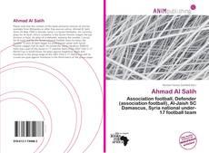 Couverture de Ahmad Al Salih