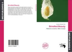 Couverture de Brindled Beauty