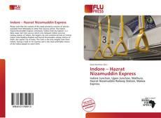 Bookcover of Indore – Hazrat Nizamuddin Express