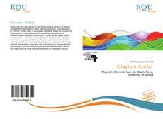 Bookcover of Giacinto Scoles