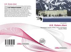 Bookcover of A.K. Golam Jilani