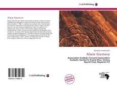 Alain Gustave kitap kapağı