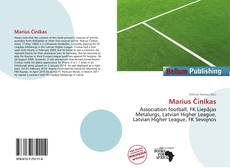 Marius Činikas的封面