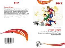 Buchcover von Gvidas Grigas