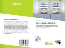 Capa do livro de Great Eastern Railway